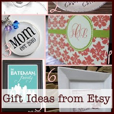 Mother's Day Ideas on Etsy