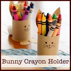 bunny-crayon-holder