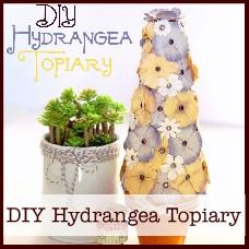 diy-hydrangea-topiary