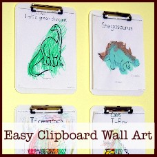 easy-clipboard-wall-art