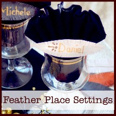 feather-place-settings