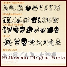 halloween-dingbat-fonts