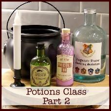 Harry Potter Potions Class