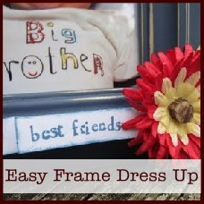 Easy Frame Dress Up