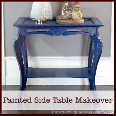 painted-side-table-makeover