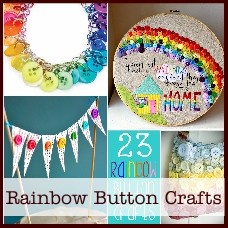 rainbow-button-crafts