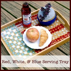 red-white-blue-serving-tray