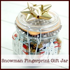 snowman-fingerprint-gift-jar