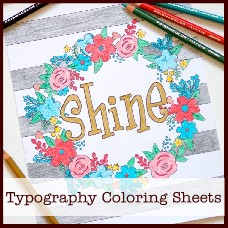 typography-coloring-sheets