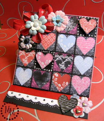 Paper crafts easel card