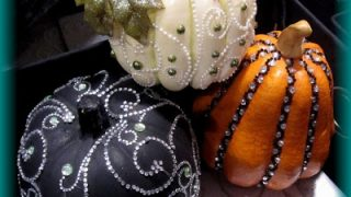 More Bling-Bling Pumpkins!
