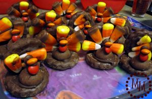 candy turkeys