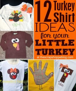 DIY Turkey Shirt Ideas