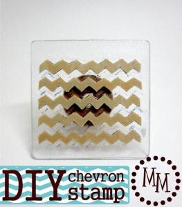 chevron stamp 1