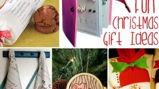 Fun Christmas Gift Ideas