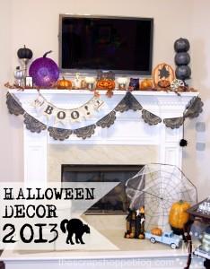 halloween-mantel-2013
