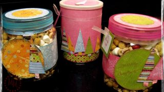 Candy Gift Containers & a Recipe