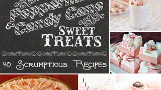 The Ultimate List of Peppermint & Candy Cane Sweet Treats