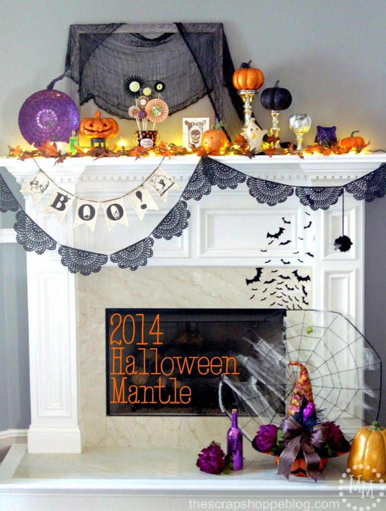 2014-Halloween-Mantle