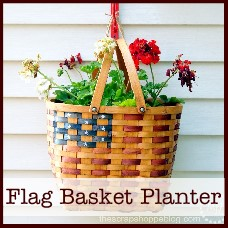 flag-basket-planter