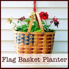 flag-basket-planter