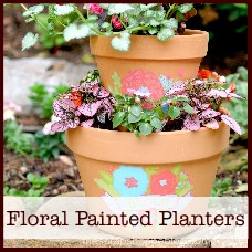 floral-painted-planters