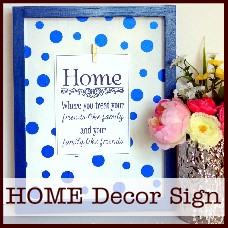 home-decor-sign