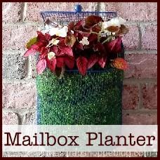 mailbox-planter