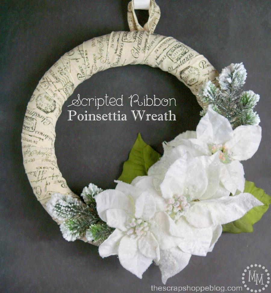 scripted-ribbon-poinsettia-wreath