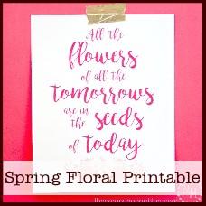 spring-floral-printable