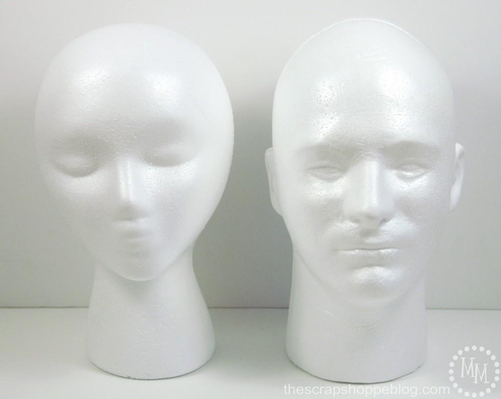 styrofoam-heads
