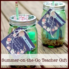 Summer on the Go Teacher Gift