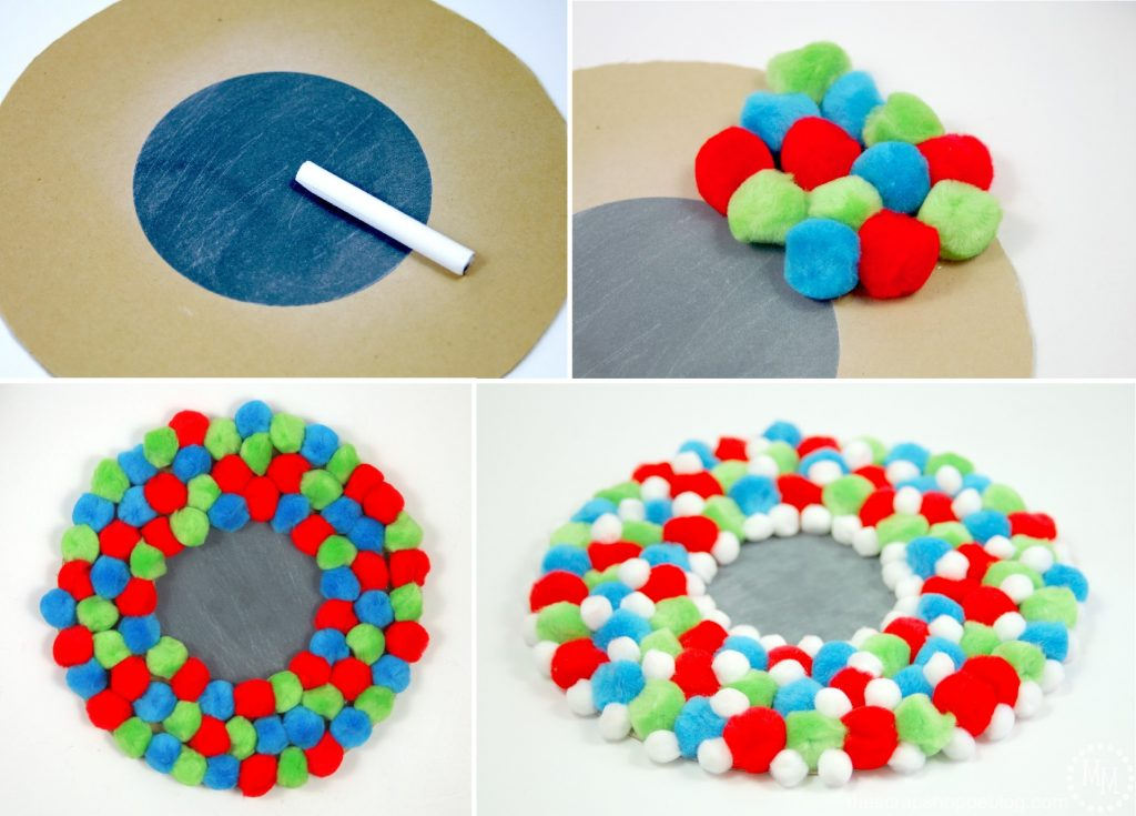diy-pom-pom-wreath