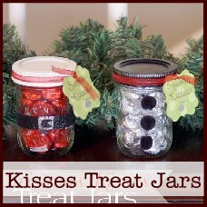 h-christmas kisses treat jars