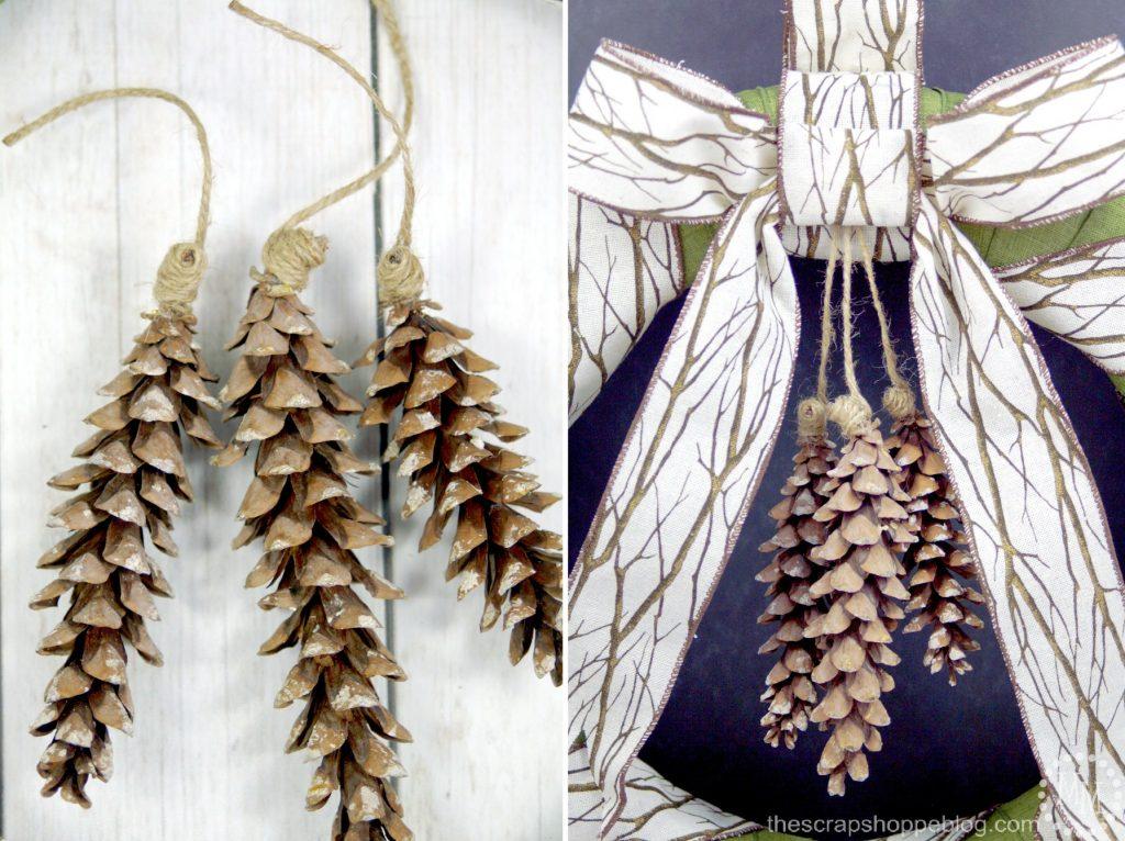 hanging-pine-cones