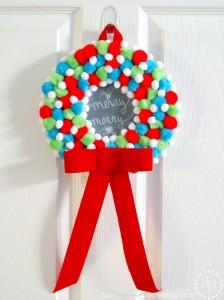 kids-pom-pom-wreath