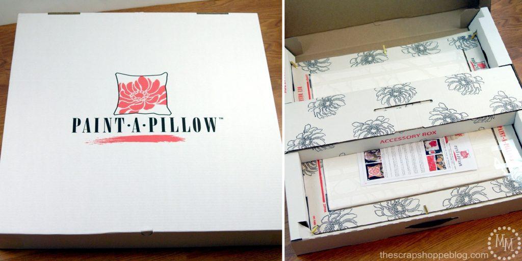 Paint-A-Pillow Kit