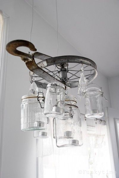 pulley-jars-light-fixture