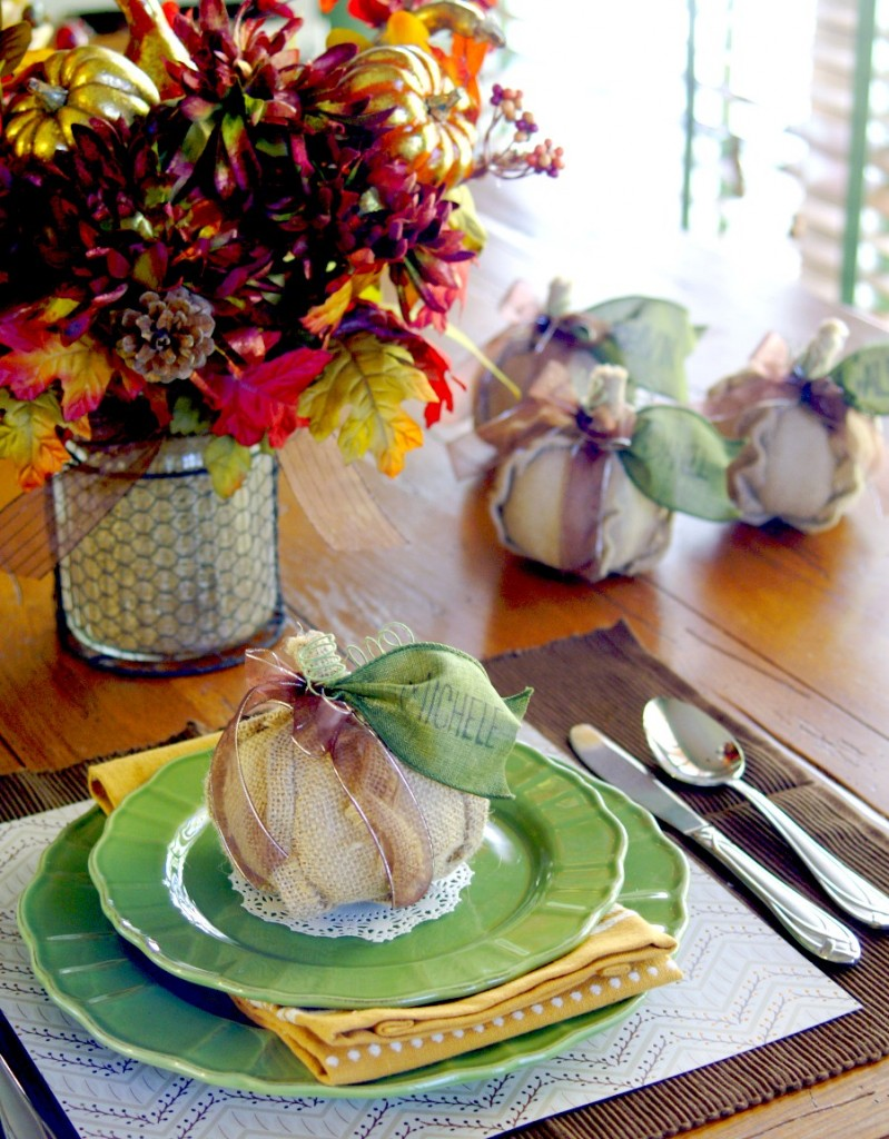 pumpkin-thanksgiving-place-setting