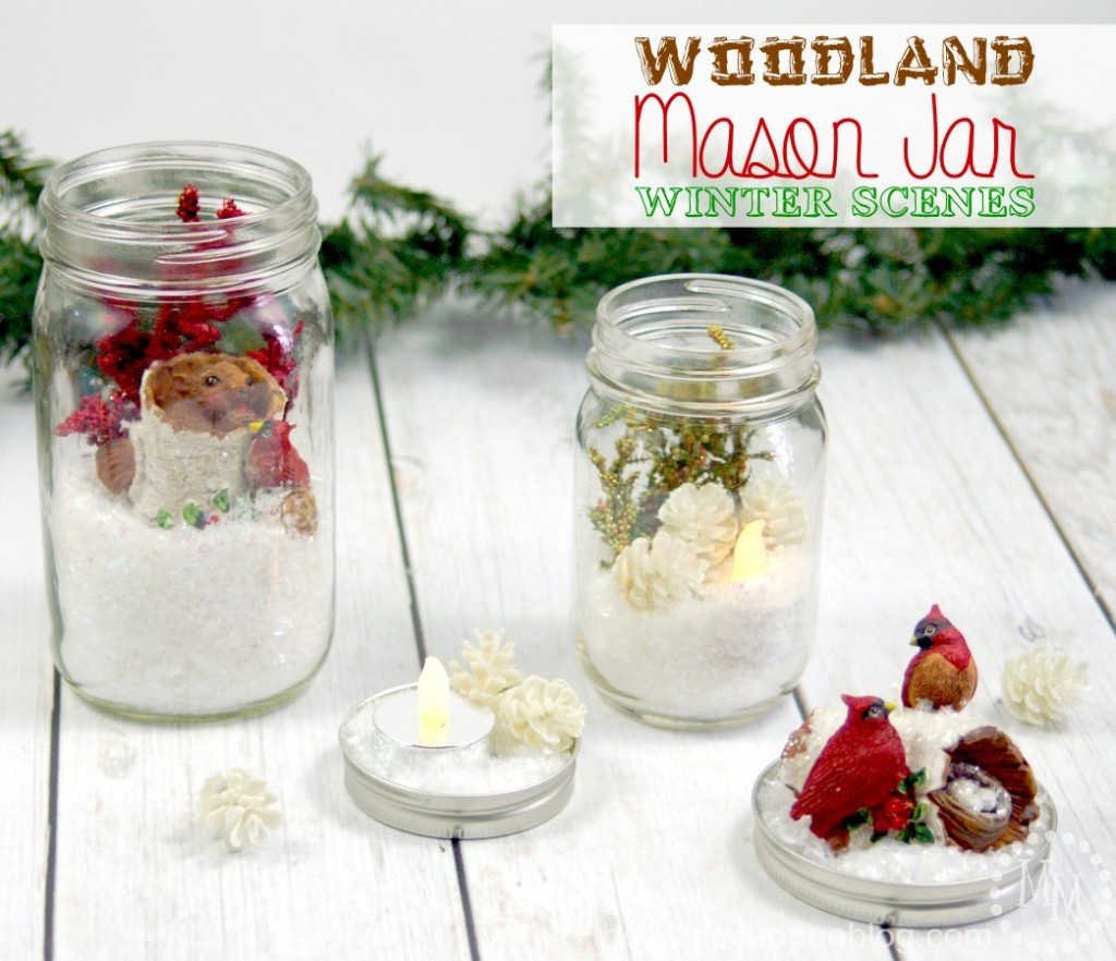 woodland-mason-jar-winter-scenes