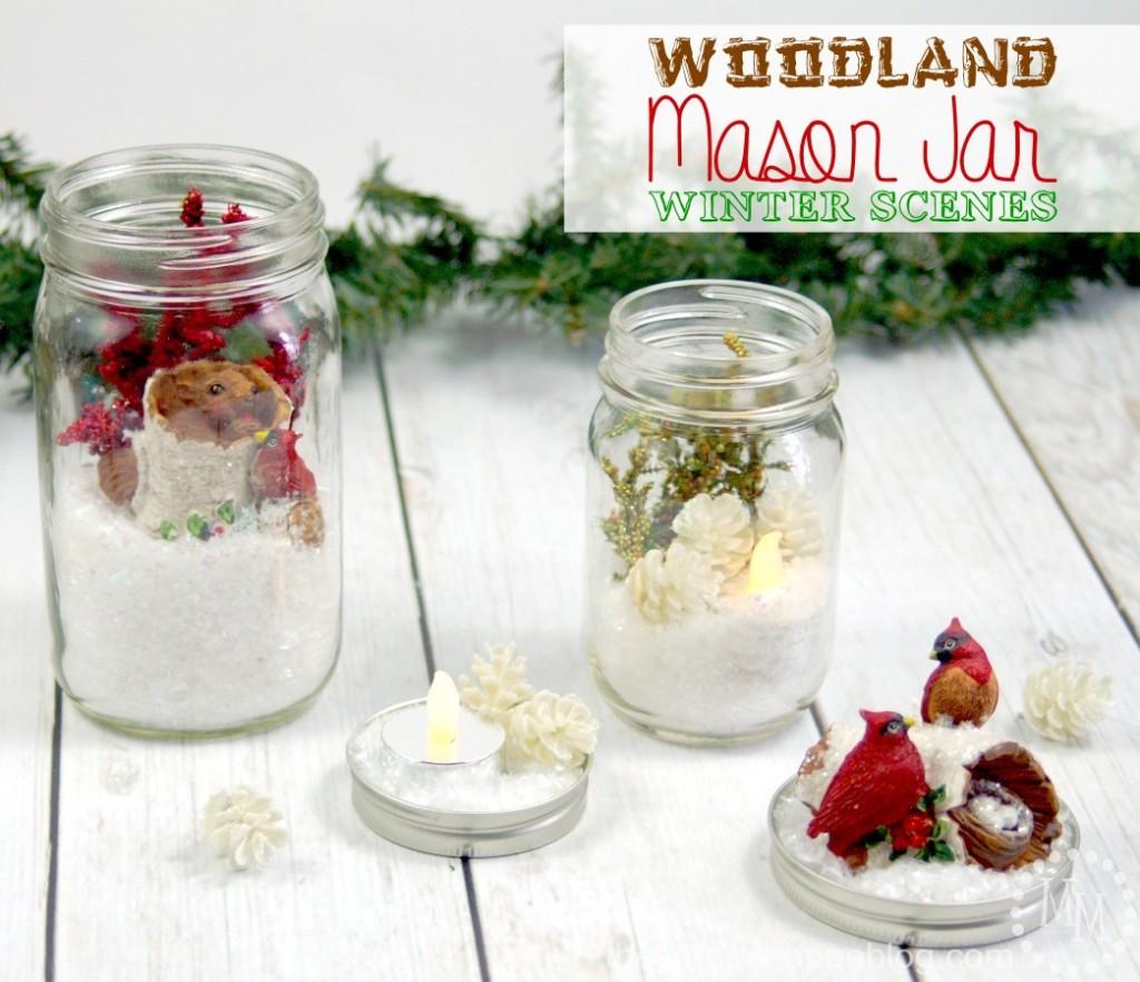 woodland-mason-jar-winter-scenes
