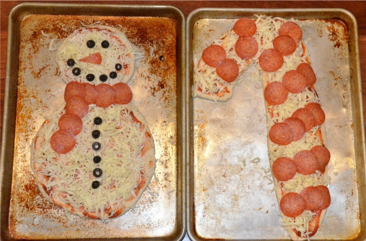 christmas-pizzas