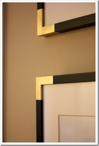 diy-gold-corner-frames