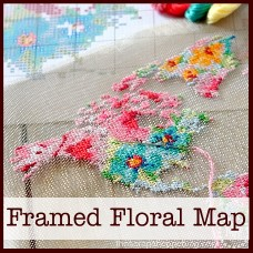 framed-floral-map