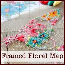 framed-floral-map