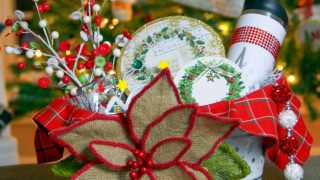 Holiday Hostess Gift Basket