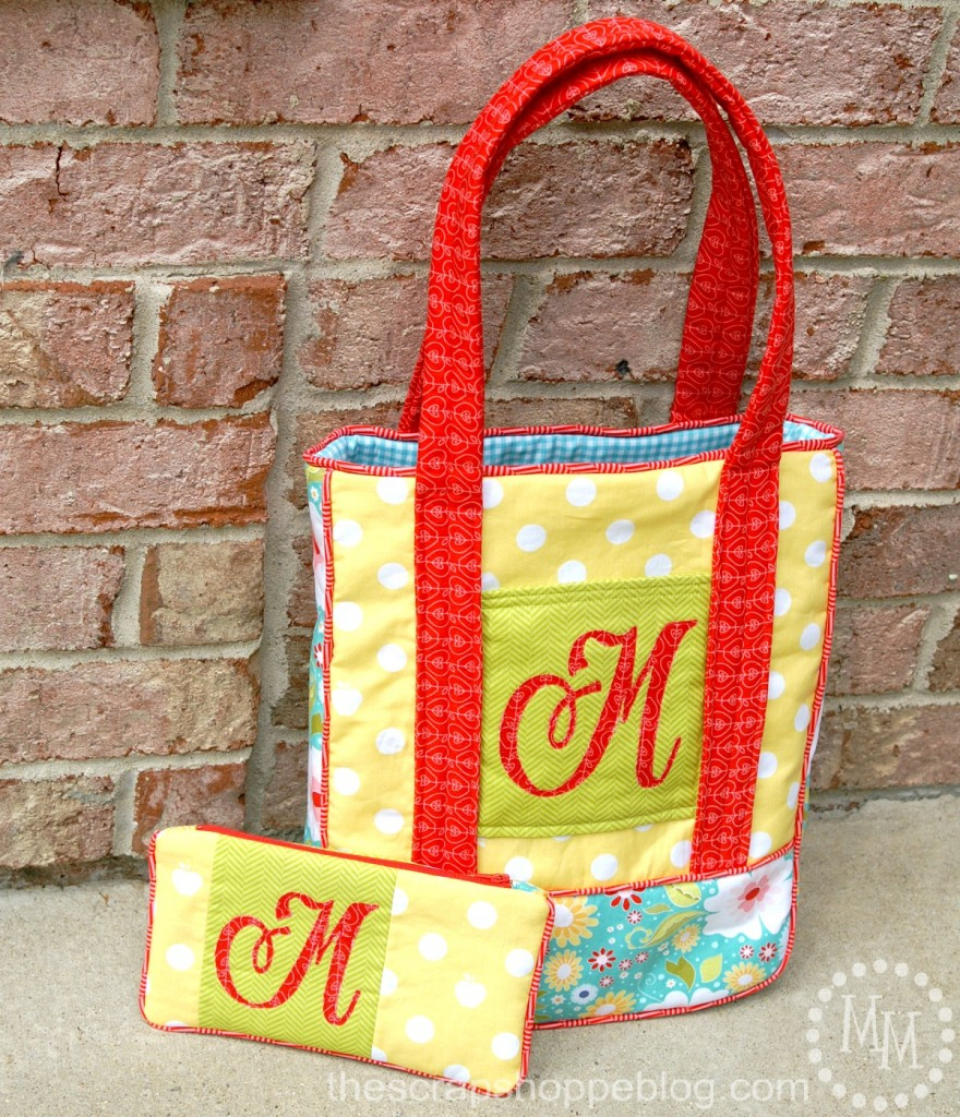 monogram-tote-zipper-pouch