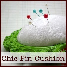 oc-chic pincushion
