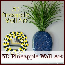 3d-pineapple-wall-art