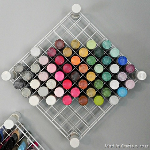 DIY-wire-and-pvc-paint-storage-racks